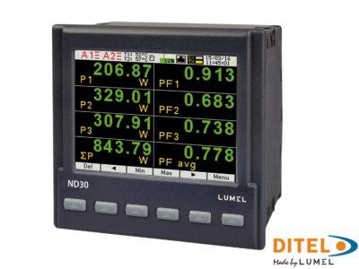 Ditel made by Lumel