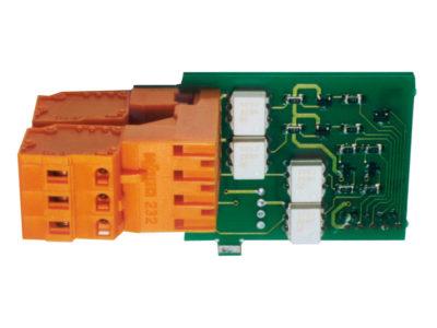 Salida 4 transistores