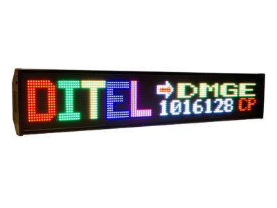 Afficheur matriciel RGB DMGE1016128C