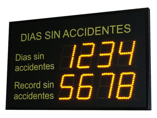 Días sin accidentes