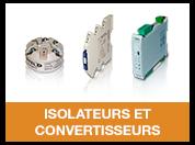 isolateurs & convertisseurs