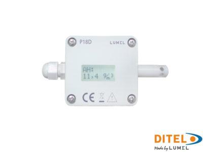 transducteur T/H avec ecran