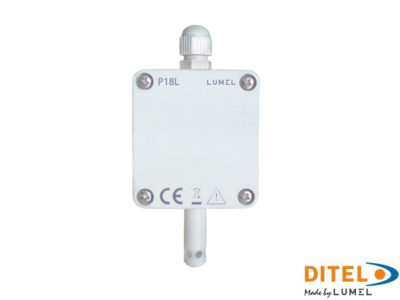 transducteur T/H loop powered