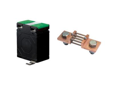 Shunts/Transformateurs d'intensité